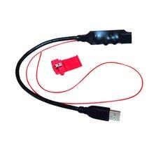 Dension UPB1000 Усилитель мощности питания под USB разъем - Краткое описание