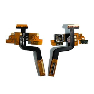 Flat Cable for Sony Ericsson W380 Cell Phone, (for mainboard, camera, buzzer, with components)