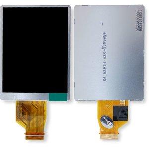 LCD compatible with Kodak M893; Fujifilm F480 FD, J50, S1000; Jenoptik JD10.0z3; Samsung S1060; Olympus FE330, FE4000, FE4010, FE46, FE5020, FE5030, X845, X890, X925, X930, X960