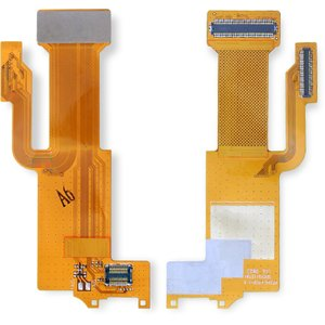 Flat Cable for LG KF240 Cell Phone, (for mainboard, with components)