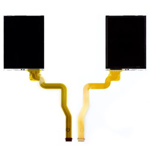 LCD compatible with Canon IXUS 100 IS