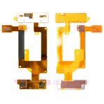 Flat Cable Nokia C2-03, C2-06, C2-07, C2-08, (for mainboard, with keypad module, with components)
