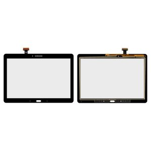 Touchscreen for Samsung P600 Galaxy Note 10.1, P601 Galaxy Note 10.1, P605 Tablets, (black)