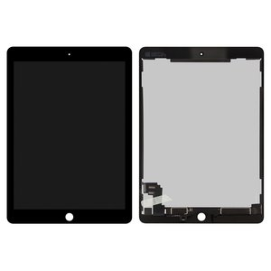 LCD for Apple iPad Air 2 Tablet, (black, with touchscreen, Original (PRC))