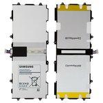 Batería T4500E para tablet PC Samsung P5200 Galaxy Tab3, P5210 Galaxy Tab3, P5220 Galaxy Tab3, Li-ion, 3.8 V, 6800 mAh
