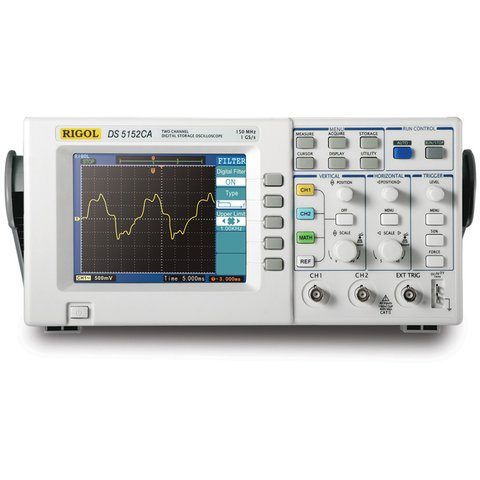 Цифровий осцилограф RIGOL DS5102CA