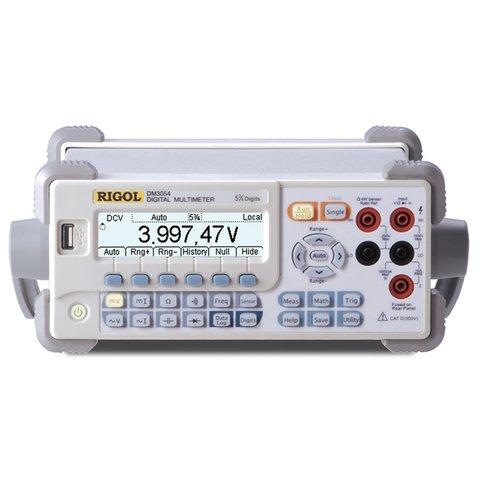 Прецизійний мультиметр Rigol DM3052