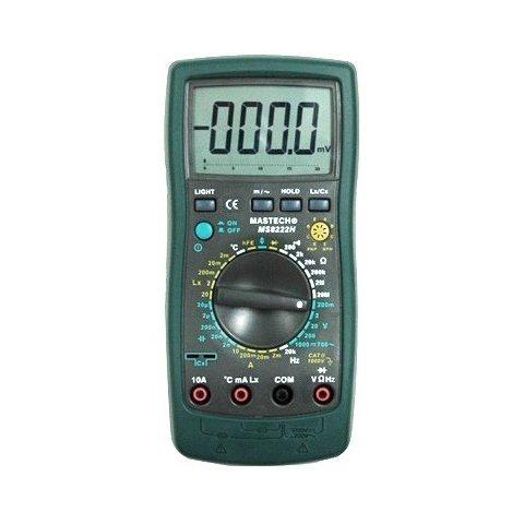 Цифровой мультиметр MASTECH MS8222G