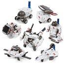 Solar Rechargeable Space Fleet 7 in 1 CIC 21-641