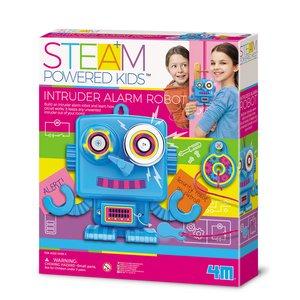 STEAM-набор 4M Робот-охранник
