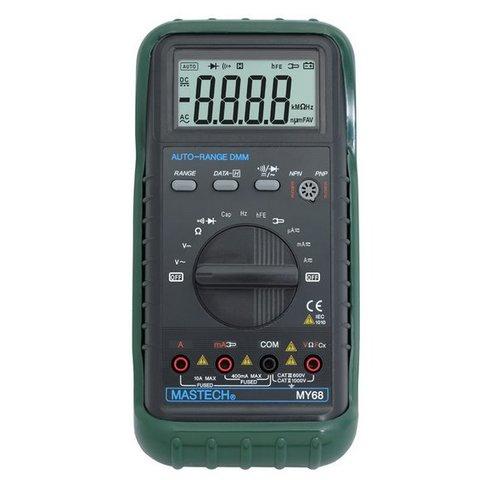 Digital Multimeter MASTECH MY68N