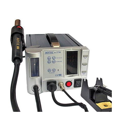 Lead free Soldering Station AOYUE 2738A+ 110 V
