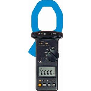 Pinzas amperimétricas digitales Minipa ET-3960