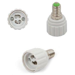 Base Adapter (E14 to GU10, white)